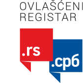 ovlasceni registar .rs domena